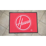 Tapis publicitaire Hoover